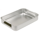 Image for ROASTING DISH - WITH INTEGRAL HANDLES ALUMINIUM