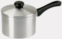 Image for MEDIUM DUTY SAUCEPAN & LID ALUMINIUM