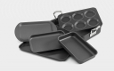 Image for Mermaid Hard Anodised Baking Trays