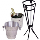 Image for Wine Buckets & Stands