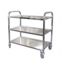 Image for S/Steel Service Trolley