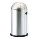 Image for 40L, 52L Push Bins - Stainless Steel