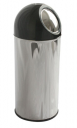 Image for 30L - 55L TOR1 Push Bin - Stainless Steel