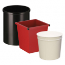 Image for Steel Waste Baskets