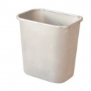 Image for Waste Baskets 14.5L - 42.7L, Beige