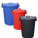 Image for Coloured Clip Bins