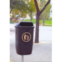 Image for Post Mounted Bin