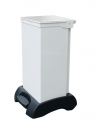 Image for 75 Litre Plastic Base- Plastic Lid-Metal Body