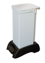 Image for 23 Litre Plastic Base- Plastic Lid-Metal Body