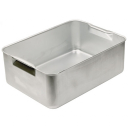 Image for EXTRA DEEP ROASTING DISH - WITH INTEGRAL HANDLES, ALUMINIUM