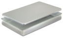 Image for HALF SIZE BAKING PAN & LID - 1.6 THICK ALUMINIUM