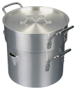 Image for MEDIUM DUTY CASSEROLE & LID ALUMINIUM