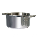 Image for Tri-Ply Stainless Steel Casserole Pan