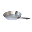 Image for Tri-Ply Stainless Steel Traditional Frying Pan