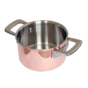 Image for Tri-Ply Copper Casserole Pan