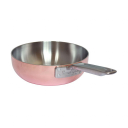 Image for Tri-Ply Copper Little Gem Omelette Pan