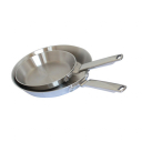 Image for Copper Five-Ply Traditional Frying Pan