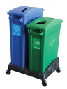 Image for Dolly for Slimline recycling bins