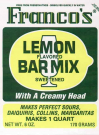 Image for FRANCOS LEMONMIX