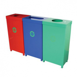 Image for Metal Recycling Bins - STE/RECY