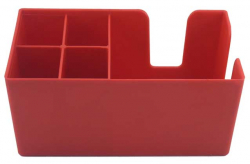 BAR CADDY RED