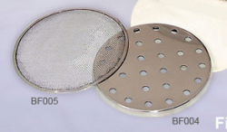 STAINLESS STEEL COURSE STRAINER 7 DIA