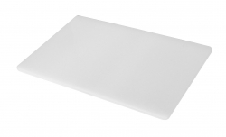 White Low Density Chopping Board (475 x 300 x 127mm)