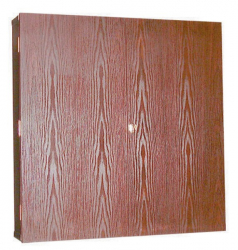 DELUXE ROSEWOOD FINISH CABINET (30