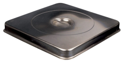 Caterbin Lid - Stainless Steel Lid